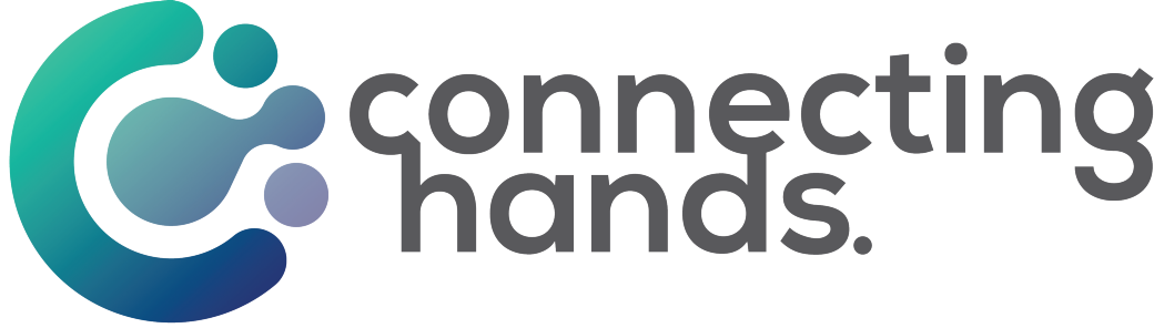 Connecting Hands Logo