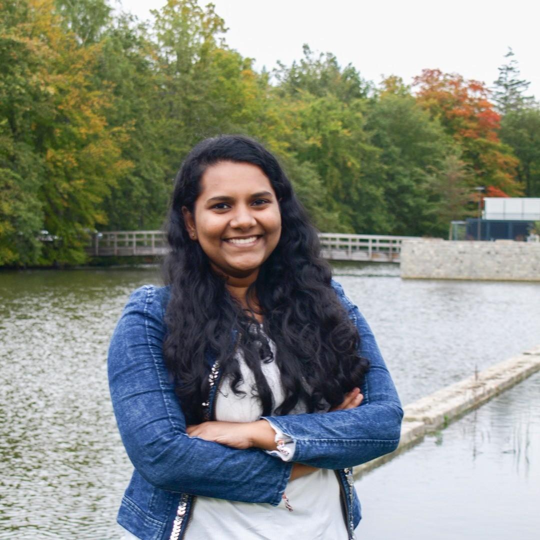 Sanchana Krishnakumar